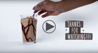 Cold Coffee Recipe - The Flying Squirrel